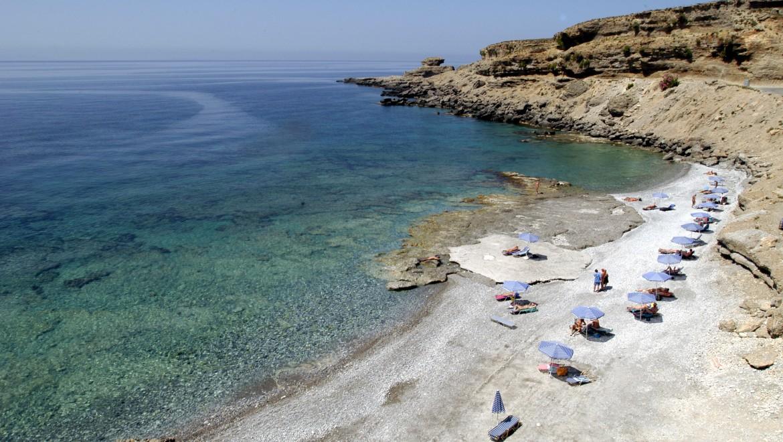 Vritomartis, Kreta Naturistreiser